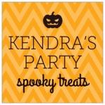 Iconic Halloween custom labels